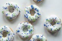 ~ DOUGHNUTS ~ / A collection of Doughnut recipes.