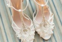 Fab Wedding Shoes! / SHOES...FABULOUS SHOES!!! And some ways to save your feet on your big day...