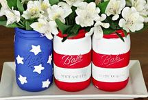 All things 4th of July / Activities for kids, drool worthy foods, easy to make decorations and more!