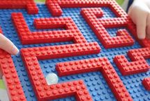 LEGO Activities for Kids / A ton of fun and learning Activities for kids with LEGO building blocks!