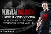 Krav Maga / Whether you live to train, support the passion or just want to feel like an honorary member of the elite Krav Maga fighters, here you can celebrate the martial arts form AND lifestyle that originated in Israel.