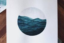 Art & Illustration / Inspirational art and illustrations