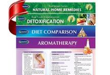 Permacharts - Holistic & Natural Health Quick Reference Guides / Permacharts guide reference guides related to natural and holistic health including vegan diets.