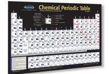 Chemistry & Science Quick Reference Guides / Permacharts study guides for all things science and chemistry related.