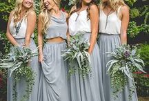 Bridesmaid Bests! / Dresses, duties, creative ways to ask her, ideas for the perfect thank you gift...it's all right here!