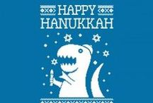 """Ugly"" Hanukkah / Chrismukkah T-shirts, Shirts and Hoodies / Looking for a gift for Hanukkah or Chrismukkah? Take a look at these brand new ""Ugly"" Holiday designs to light up your 2015 Holiday Season!"
