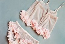 Wedding and Honeymoon Lingerie Trousseau / What's more sexy than a some barely-there bits of lace for your wedding night and honeymoon?? Build your lingerie trousseau with ideas from this board!