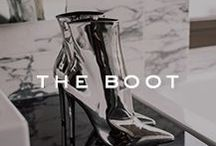 STYLE | The Boot / Kurt Geiger has a range of on-trend boots to take you through this season and seasons to come. Browse our range of ankle boots, Chelsea boots, mid heel boots and over-the-knee boots.