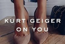 KG | On You / Kurt Geiger styled to perfection by you. Show us your style by tagging #KurtGeiger for a chance to be featured.
