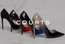 STYLE | Courts / Shop our range of new women's heels in the Spring Summer 17 collection. Our classic court shoes are ideal for wearing from work and beyond with a range of heel heights to meet your needs, or add some elegance to your look with our head-turning statement heels.