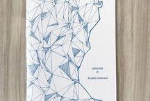 Artbooks and zines / Artbooks, zines and fanzines