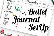 Bullet journal✍