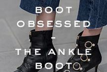 BOOT OBSESSED | The Ankle Boot
