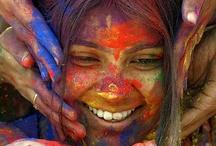 Holi festival of colors India / by Koeno Jansen