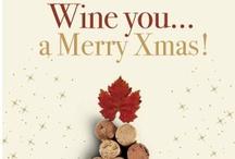 Last Xmas i gave you some wine...