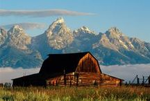 ~^^^~^^~ Grand Teton & Yellowstone National Parks ~^^~^^^~ / Vacation Rentals by Owner Located in Spectacular Jackson Hole, Wyoming & Big Sky, Montana!  {Check out: AffordableYellowstoneRentals.com}