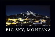 Experience Montana! / Big Sky, Montana Golf & Ski Chalet  {Indoor Heated Pool, Hot Tub, Sauna, & Fireplaces ~ Minutes from Yellowstone & World-Class Ski Slopes} Check out: AffordableYellowstoneRentals.com
