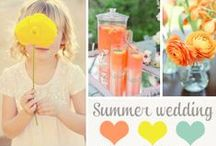 Wedding Colour Combinations  / by Sarah Young Wedding Planner Malta & Gozo