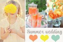 Wedding Colour Combinations