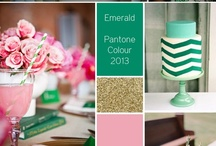Emerald Green - Colour of the Year 2013