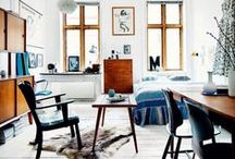HOME / warm, comfortable, inspiring - The Desmond & Dempsey home.
