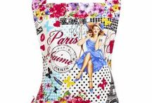 ❤ APRONS ❤ / Carolyn's Kitchen Aprons ~ www.carolynskitchen.com ~ Spice & Entice in and out of the kitchen!  Glamour Girl Retro Aprons, Hostess Aprons, Vintage-Inspired Aprons, Designer Aprons ~ Made in the USA!