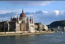 Beautiful Budapest / by Laura Hudson