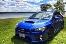 Subaru WRX/WRX STI