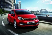 Kia Rio / FUNctional. Performance without compromise. With a Gasoline Direct Engine that produces powerful get up and go, the Rio is the state-of-the-art sub-compact that's as fun to look at as it is to drive.
