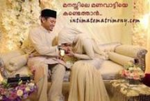Muslim matrimony in kerala,india / Intimate matrimony is the best matrimonial site for muslims in kerala,india...