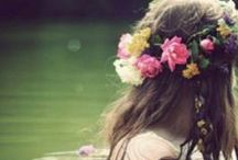 ❃ Flowers in my hair ❃