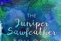 Mermaids and Female Pirates / I'm the author of a young adult fantasy series about mermaid and other mythical creatures The Juniper Sawfeather Trilogy. Enjoy this collection of beautiful mermaids, and a few awesome female pirates.