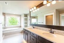 Current New Home Design Trends / These are some of the home design trends we are using in our new homes.