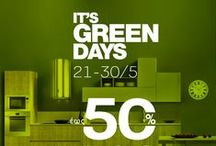 Porcelana | Green Days