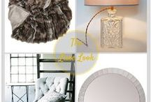 The Luxe Look / Luxury interiors don't need to be glitzy or overly expensive. By using great quality and lovingly handmade items the difference shines through in the overall look. Create a Luxe Look by adding just a few sophisticated pieces to your interior, tying it all together without blowing the budget.