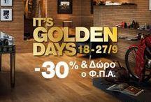 Porcelana | Golden Days