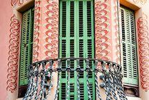 Gaudi / Prachtige architect