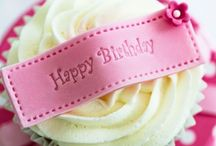 Verjaardag/feest