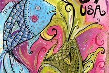 Proud too be a pisces/ trots op m'n sterrenbeeld Vissen / mijn sterrenbeeld!!