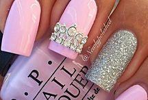 Nails / Mooie nagels, sieraad aan je hand