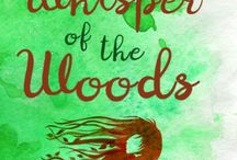 Tree Spirits / Images of tree nymphs, tree fairies, haunted trees, trees that are alive in more ways than one. If you love enchanted trees, you'll enjoy my novel Whisper of the Woods, the sequel to Cry of the Sea.