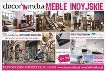 Salon Indyjski / Piękne nietuzinkowe meble, gres do każdego wnętrza!!!