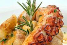 Platillos / Deliciosos platillos típicos de la región.