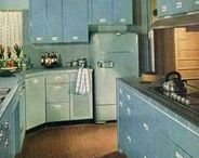 1950s Kitchen & Dining
