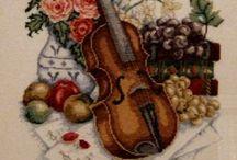 Bordados musicales