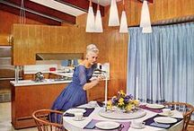 1960s Kitchen & Dining