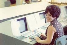 1960s Office