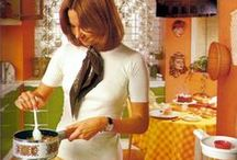 1970s Kitchen & Dining