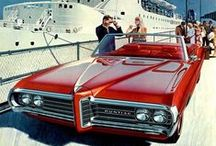 1960s Vehicles / Cars - Motorcycles - Bicycles - Boats