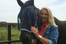 Gilius / Mijn paard , geboren 5-5-1988 overleden 18-7-2016